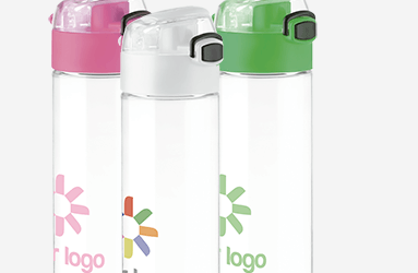 Sport bottles personalized with your logo