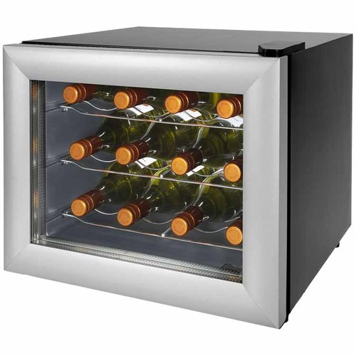 12 bottle wine fridge. regalos promocionales