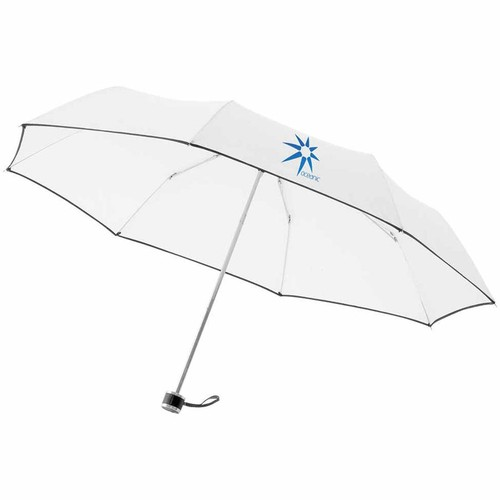 21 3-section umbrella. regalos promocionales