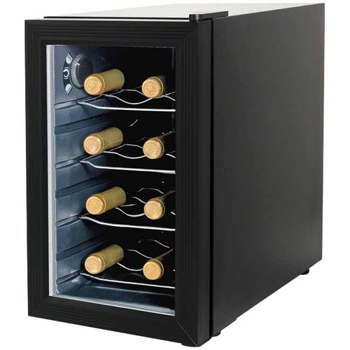 8 bottle wine fridge. regalos promocionales