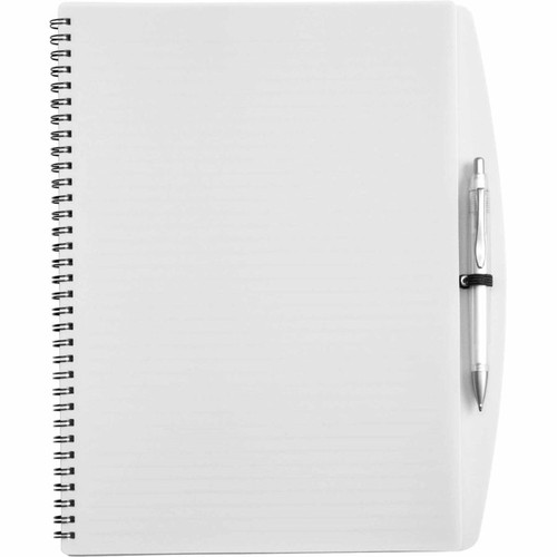 A4 Spiral bound note book. regalos promocionales