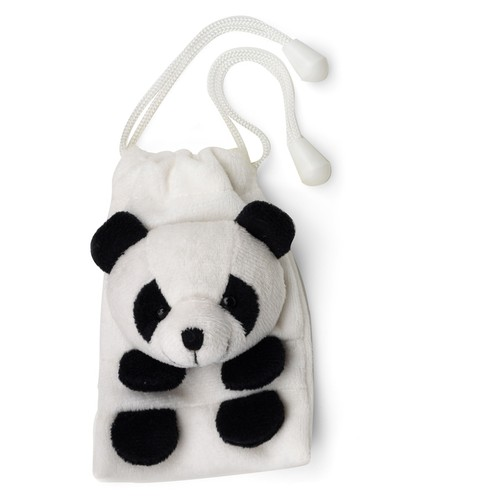 Animal drawstring mobile phone holder. regalos promocionales