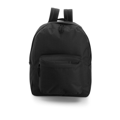 Backpack with front zipped pocket. regalos promocionales