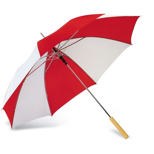 Biella Bi-colour umbrella. regalos promocionales