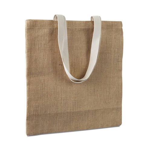 Juhu Jute shopping bag. regalos promocionales