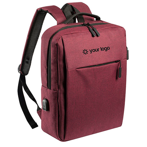 Laptop and tablet backpack Finam. regalos promocionales