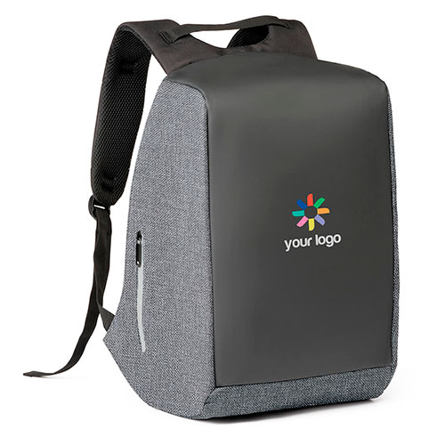 Secure computer backpack Kendra. regalos promocionales