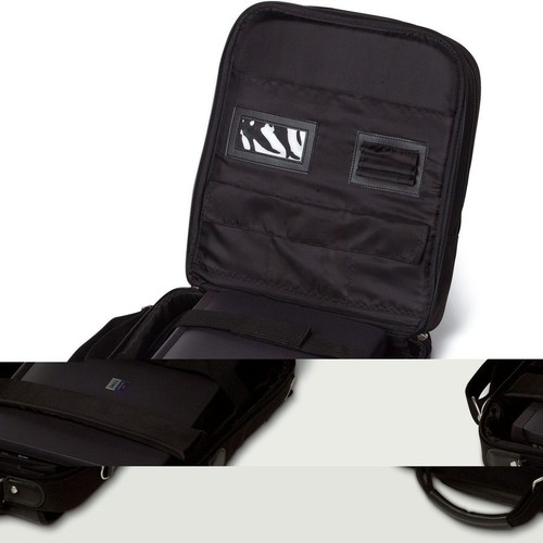 Topas Laptop bag with extra pockets. regalos promocionales