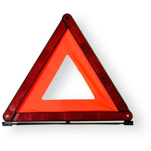 Warning safety triangle. regalos promocionales