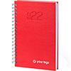 Agenda 2021 B5 Wayro rojo