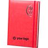 Agenda 2021 A5 Troyes vermelho