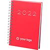 Agenda 2022 A5 Vichy rojo