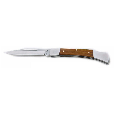 Wooden Knife Silver