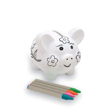 Poupoança Porco Colors Pig