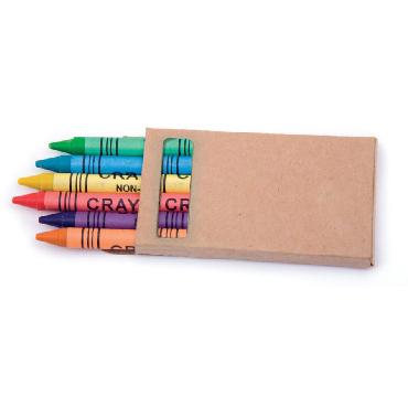 Set Crayons Cire