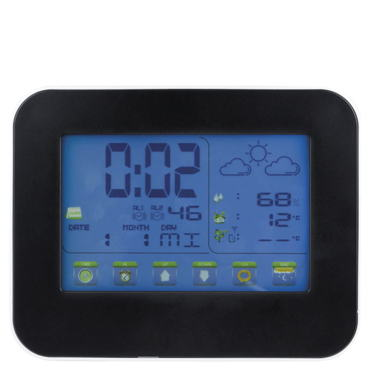 Tactile Weather Station