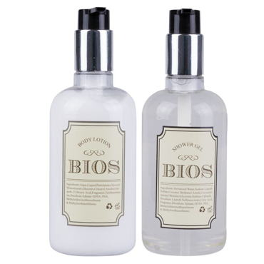 Set Gel y Loción Corporal Bios