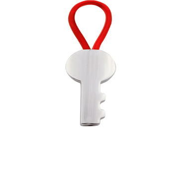Porte-Clefs Rubber Key