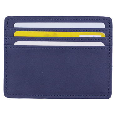 Nobuck Card Holder