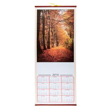 Calendario Pergamino Paisaje