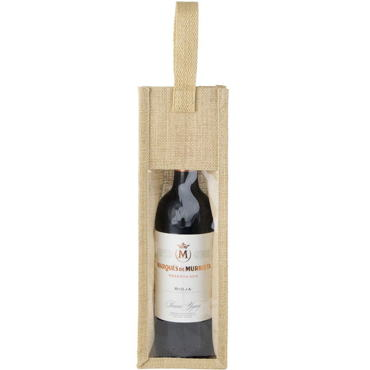 Saco para garrafas de vinho Siduk