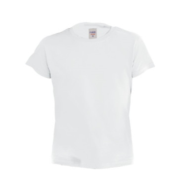 Kid White T-Shirt