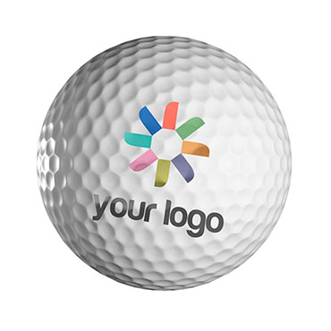 Bola de golf personalizable