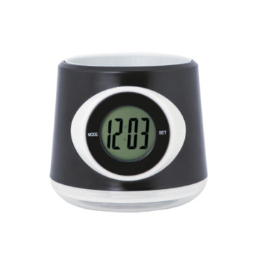 Pot Desk Clock