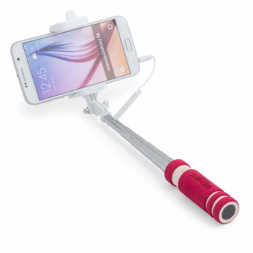 Paicom Selfie Stick. Stainless Steel. 3,5 mm Jack Socket. 7 Positions