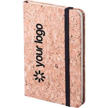 Climer Notepad. Natural Cork. 80 Sheets