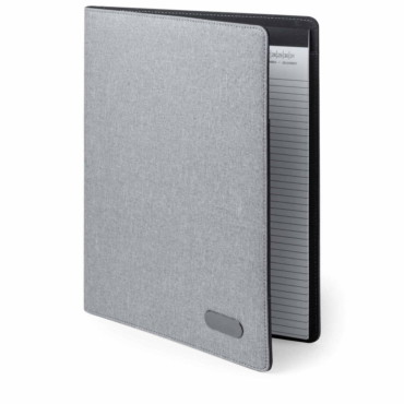 Dalgox Folder. Polyester 600D. 20 Sheets Notepad