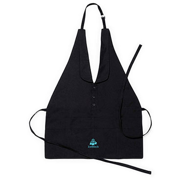 Javess Apron. 100% Polyester.