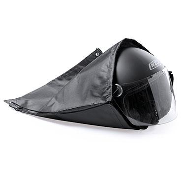 Helmet drawstring bag Wau