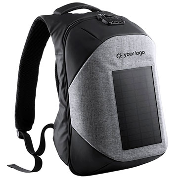 Solar charger backpack Lix