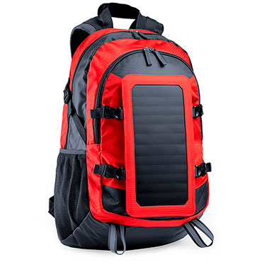 Solar charger backpack Lampen