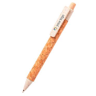 Penna in sughero e grano Calino
