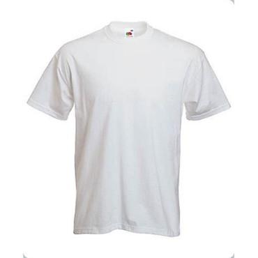 Camiseta Heavy-T Blanca