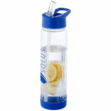 Tutti frutti bottle with infuser