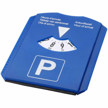 5-in-1 parking disk