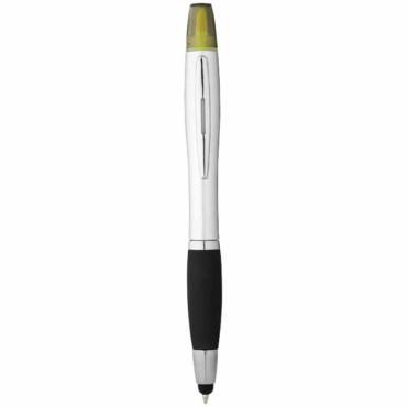 Caneta stylus com marcador Nash