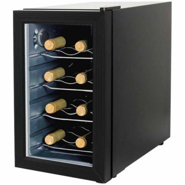 8 bottle wine fridge