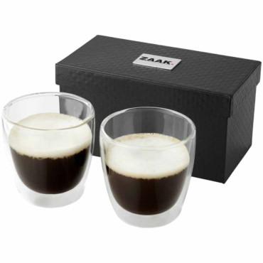 AVENUE Conjunto café 2 peças
