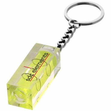 Porta-chaves com nível