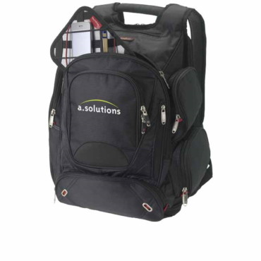 Checkpoint friendly 17 computer backpack
