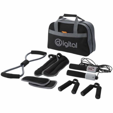 9 piece fitness kit