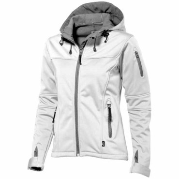 Damen Match Softshell Jacke