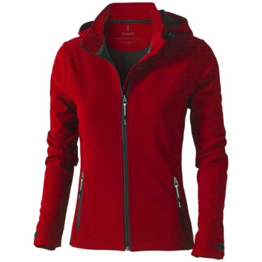 ELEVATE Chaqueta Softshell Mujer Langley