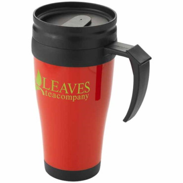 Daytona isolating mug