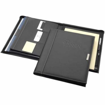 A4 zipper portfolio