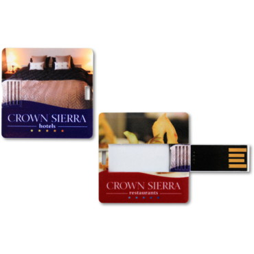 Memoria USB Square Card